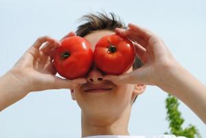 """""""Tomaten auf den Augen"""", Foto: Benjamin Hahn"""